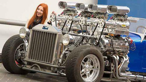 Die Essen Motor Show 2014 erwartet bis zu 360.000 Besucher.