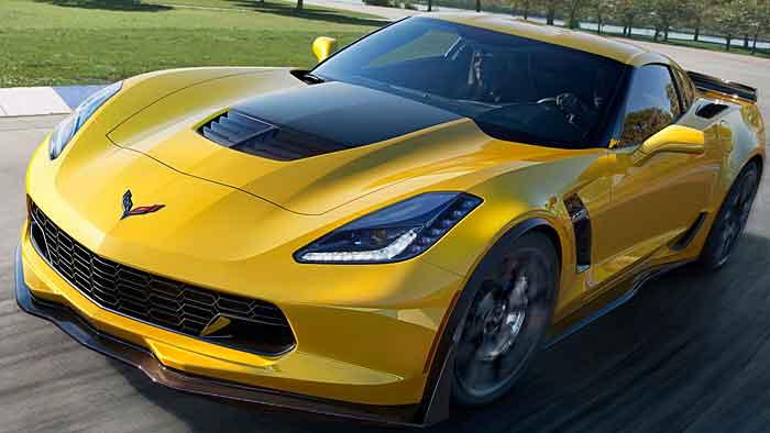 Die Chevrolet Corvette Z06 gibt es zum Schnäppchenpreis.
