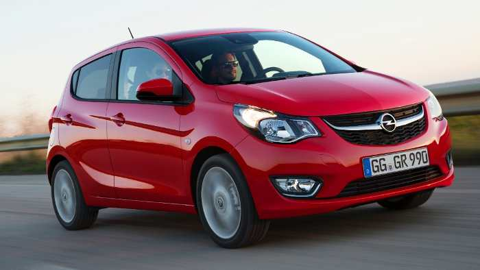 Opel Karl: Überraschend geräumig