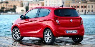 Der Opel Karl bietet trotz geringer Größe viel Platz