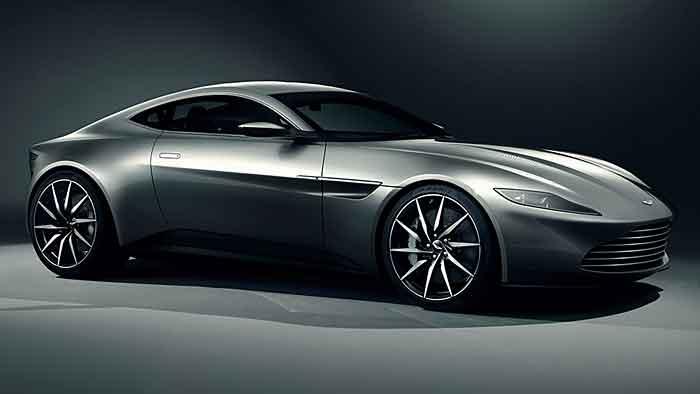 Der neue Aston Martin verbindet Tradition und Moderne miteinander.