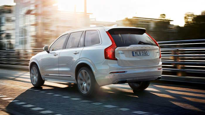 Volvo erhöht Effizienz beim XC90 T8