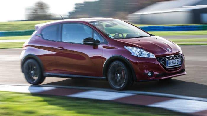 Flott: Das Sondermodell Peugeot 208 Gti 30th.