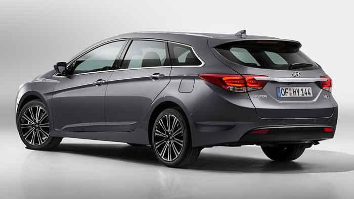 Hyundai bringt den überarbeiteten i40 im kommenden Jahr.