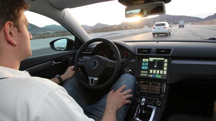Autonomes Fahren immer beliebter.