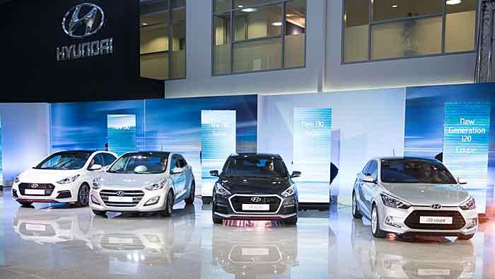 Hyundais Neue für 2015