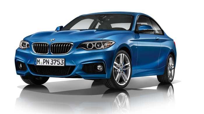 Der BMW 2er erhält einen neuen Dreizylinder.