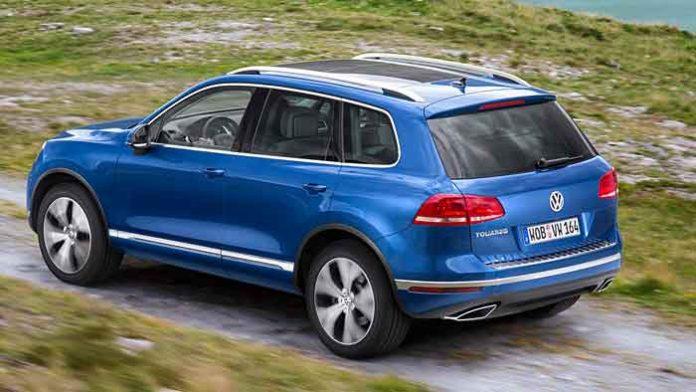 Auch der VW Touareg ist im Visier der US-Umweltbehörde.