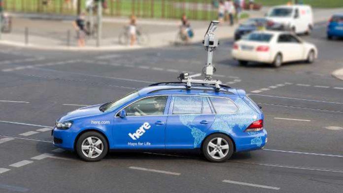 Die deutschen Premiumhersteller sollen sich Nokia Here gesichert haben.