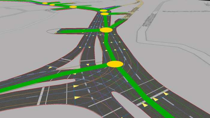 Ohne exakte Karten kein autonomes Fahren