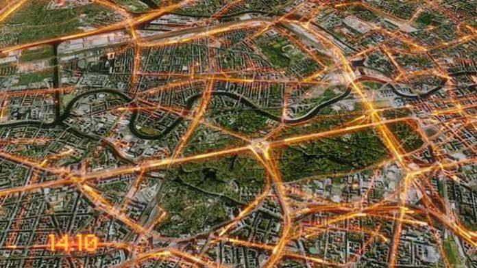 Digitale und hochgenaue Karten sind für das autonome Fahren äußerst wichtig.
