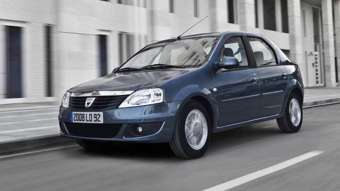 Der Dacia Logan bereitet nicht nur Freude.