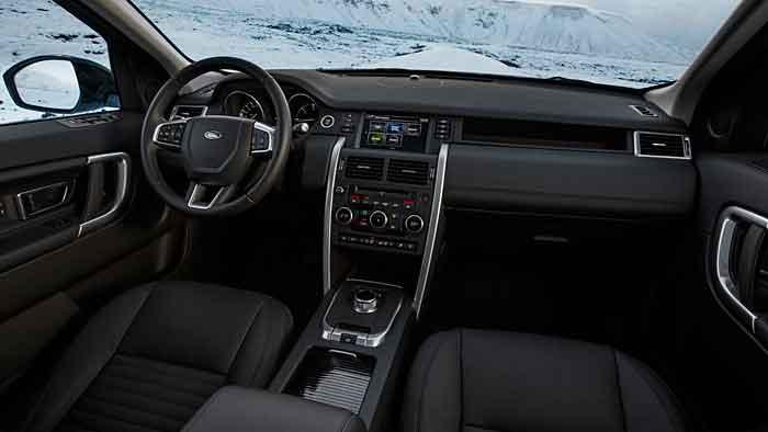 Der Land Rover Discovery Sport ist das neue Einstiegsmodell der Marke.