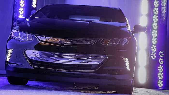 Chevrolet hat den Volt für die zweite Generation optimiert.
