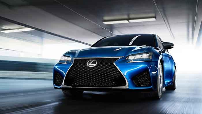 Lexus erweitert sportliche F-Familie