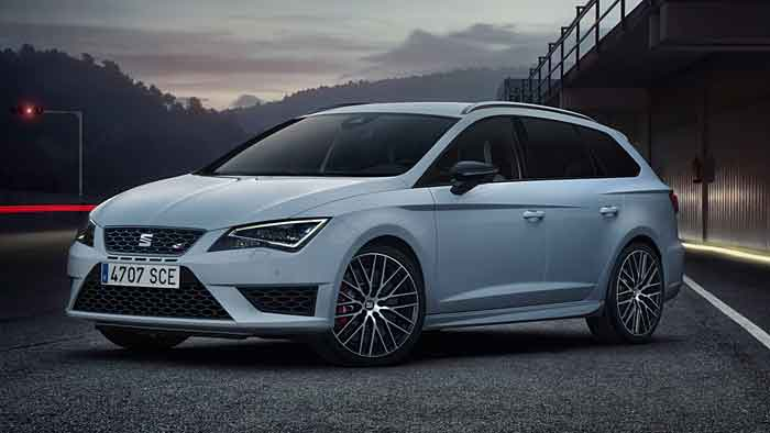Der Seat Leon ST Cupra kostet mindestens 32.560 Euro.