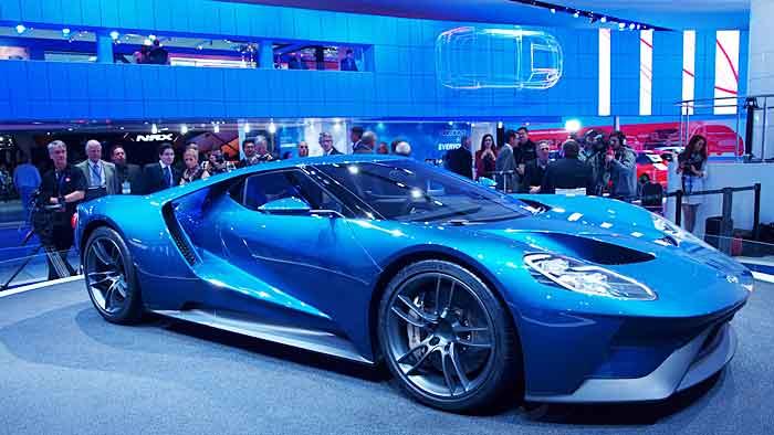 Ford bringt den GT nach Europa.