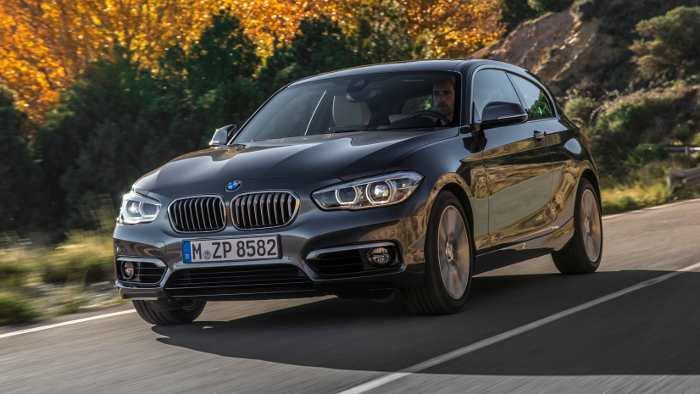 Der BMW 1er kommt im Frühjahr runderneuert.