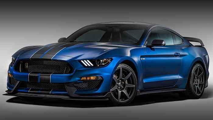 Ford hat dem Shelby GT350-R Mustang Rennsportgene eingepflanzt.