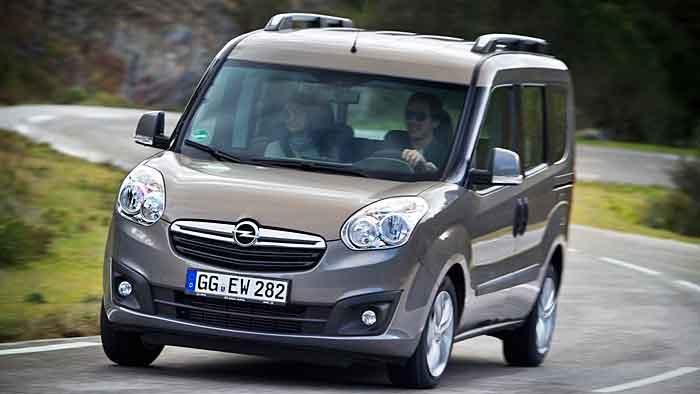 Der Opel Combo bietet mehr Pkw- als Nutzfahrzeug-Atmosphäre.