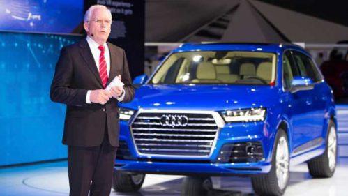 Ulrich Hackenberg verlässt den Audi-Vorstand.