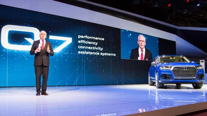 Ulrich Hackenberg ist seit eineinhalb Jahren Entwicklungschef bei Audi.