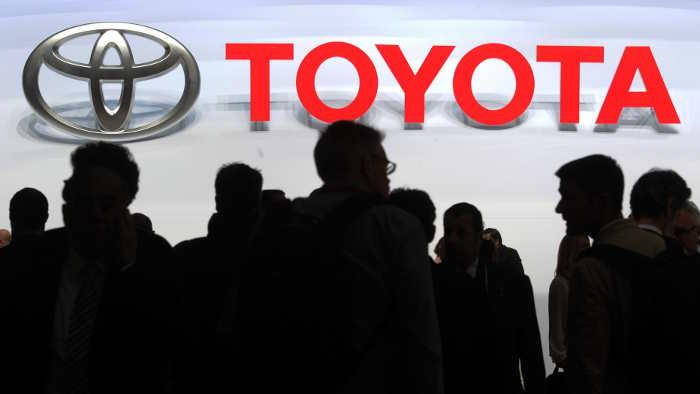 Toyota ist erneut von einem Rückruf betroffen.