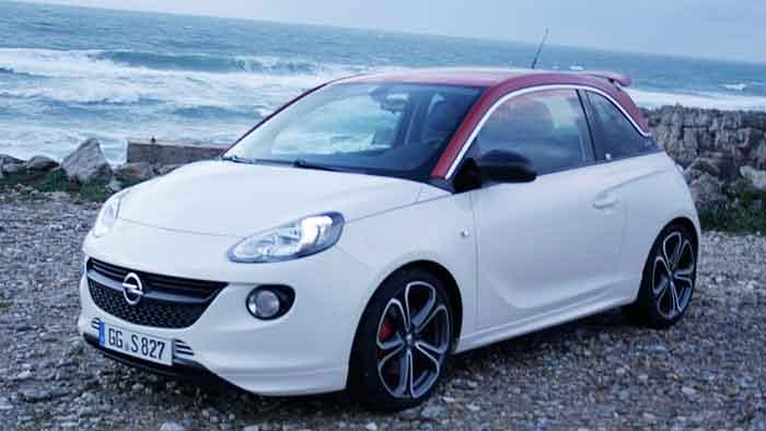 Der Opel Adam S erreicht nach 8,9 Sekunden Tempo 100.