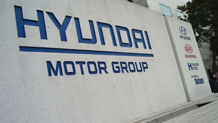 Hyundai verzeichnet deutlichen Gewinnrückgang
