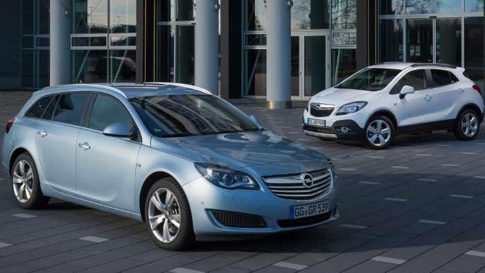 Opel bietet für den Insignia und den Mokka neue Dieselmotoren.