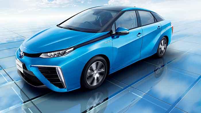 Die hohe Nachfrage nach dem Mirai hat Toyota überrascht.