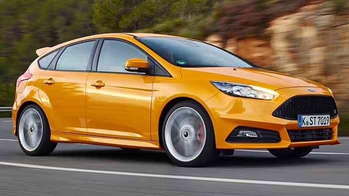 Ford Focus ST: Gründliches Update