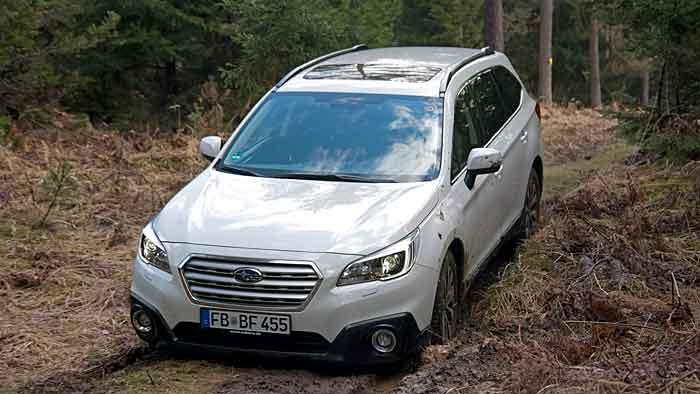 Subaru schickt die fünfte Generation des Outback an den Start.