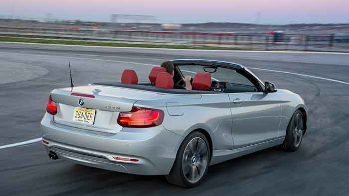 BMW komplettiert die neue 2er-Familie mit dem Cabrio.