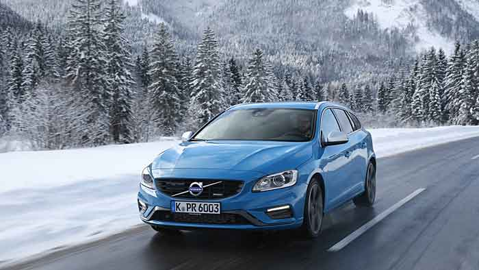 Volvo verbaut 306 PS im S60.
