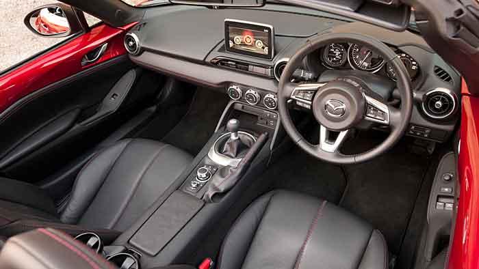 Mazda legt den MX-5 neu auf.