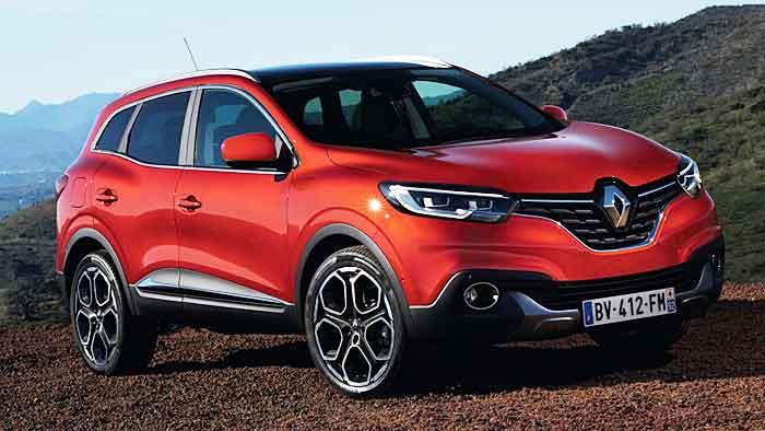 Der Renault Kadjar kostet unter 20.000 Euro.