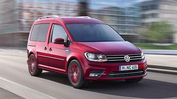 VW Nutzfahrzeuge hat die Preise für den Caddy bekannt gegeben.