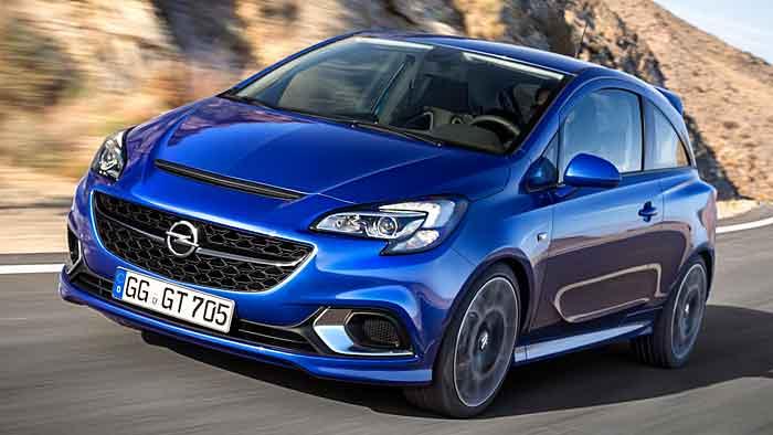 Opel bringt vom neuen Corsa auch wieder eine OPC-Variante.