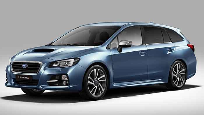 Ob der Subaru Levorg auch nach Deutschland kommt, ist noch nicht sicher.