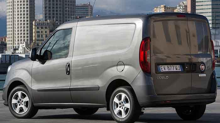 Der Fiat Doblo Cargo kann sehr variabel genutzt werden.