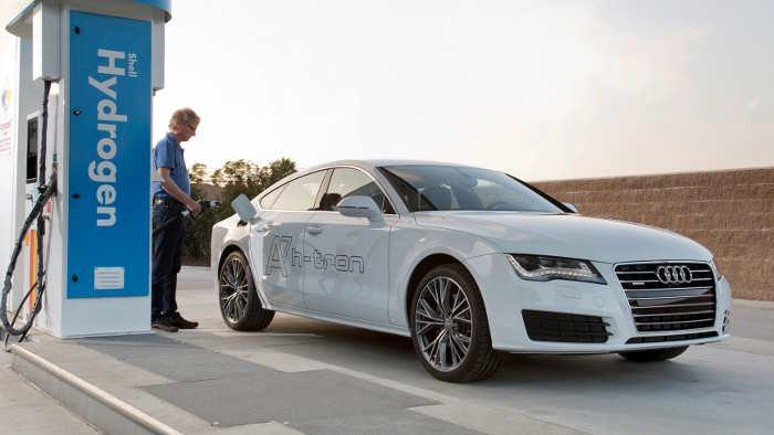 Audi hat von Ballard Patente für die Brennstoffzellentechnik erworben.