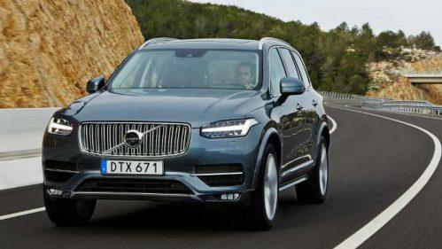Der neue Volvo XC90 soll auch in den USA die Kunden überzeugen.