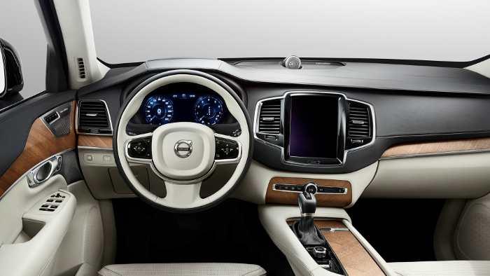 Der Volvo XC90