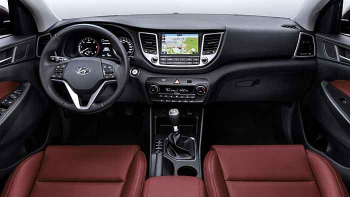 Der neue Hyundai Tucson wird auf einer komplett neuen Plattform gebaut.
