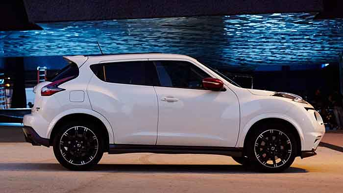 Nissan hat den Juke Nismo RS noch einmal kräftig nachgeschärft.