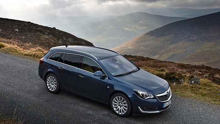 Opel präsentiert sich nicht nur mit dem Insignia gut gerüstet für das neue Jahr.