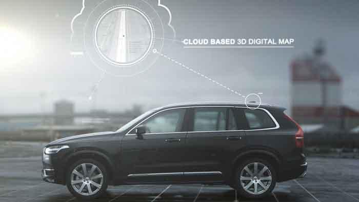 Volvo hat die ersten autonom fahrenden Prototypen auf die Straßen gebracht.