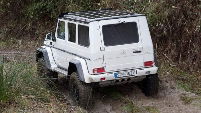 Mercedes G-Klasse