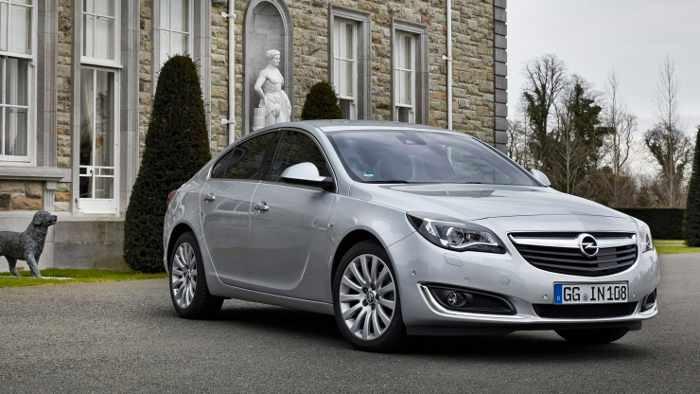 Der Opel Insignia bekommt den Flüsterdiesel.